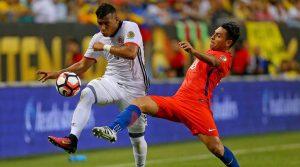 Soccer: 2016 Copa America Centenario-Colombia at Chile