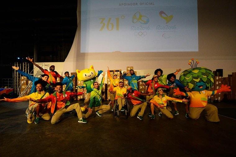 ริโอ 2016 มอบโอกาสแก่เยาวชนได้มีส่วนรวมในโอลิมปิก