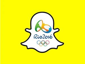 1 Rio 2016 Snapchat welcomes athletes and global audience C