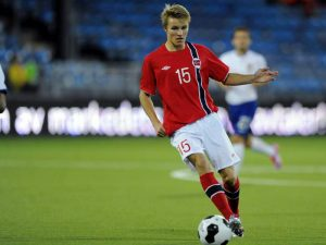 10 Martin Ødegaard real mard for C