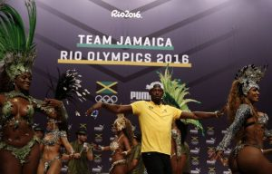 10 The ultimate showman, Usain Bolt for C