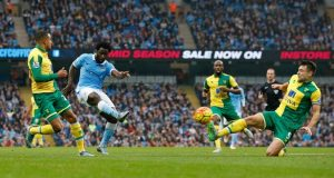 11 Arsenal want Wilfried Bony from man city for C