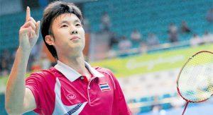 12 badminton male thai for C