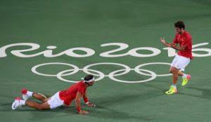 14 rafael nadal gold medal duo tennis for C