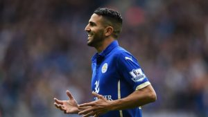 20 riyad mahrez leicester city 2020 for F