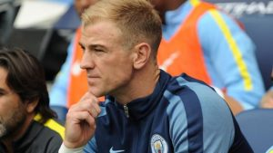 25 Joe Hart England for F