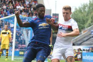 25 Tyler Blackett Reading FC for C