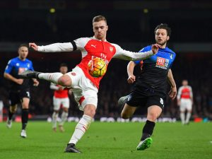 29 Arsenal defender Calum Chambers expected to join Middlesbrough on loan for C