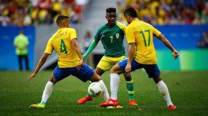 6 Brazil 0 South Africa 0 foc C