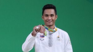 8 bronze medal thai olypic for C