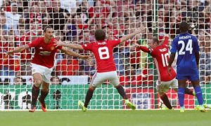 8 manchester united community shield 2016 for C