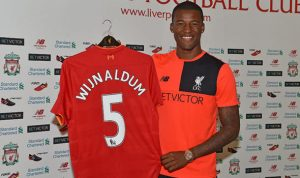 9 georginio wijnaldum liverpool for C