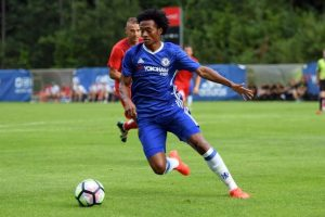 2 Juventus have completed the signing of Juan Cuadrado from Chelsea for C