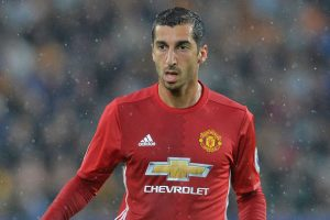3 Arsene Wenger think about  Henrikh Mkhitarya for C