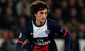 5 Rabiot want Premier League move fof F