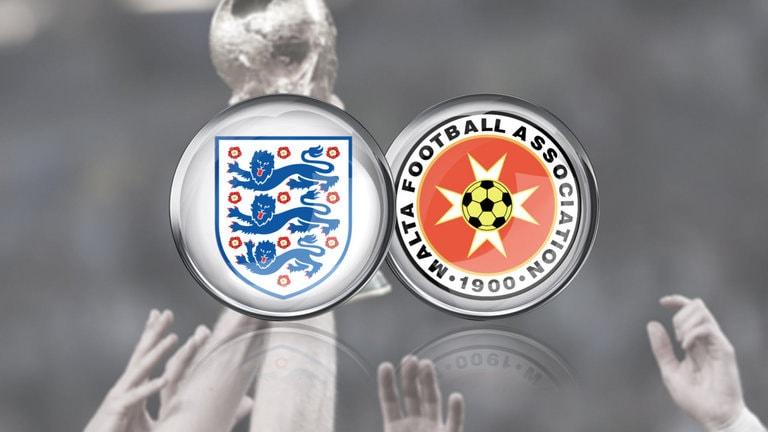 พรีวิวฟุตบอลโลก 2018 รอบคัดเลือก: อังกฤษ ปะทะ มอลต้า