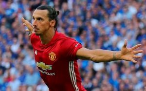zlatan-ibrahimovic-earned-the-silverware-for-manu-in-his-first-outing