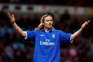 Chelsea's Emmanuel Petit